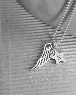 Angel By My Side Necklace