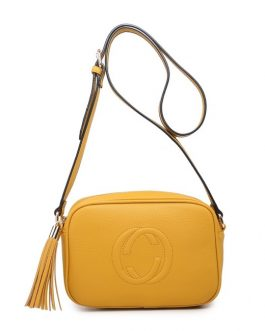 Cross Body Embossed Bag